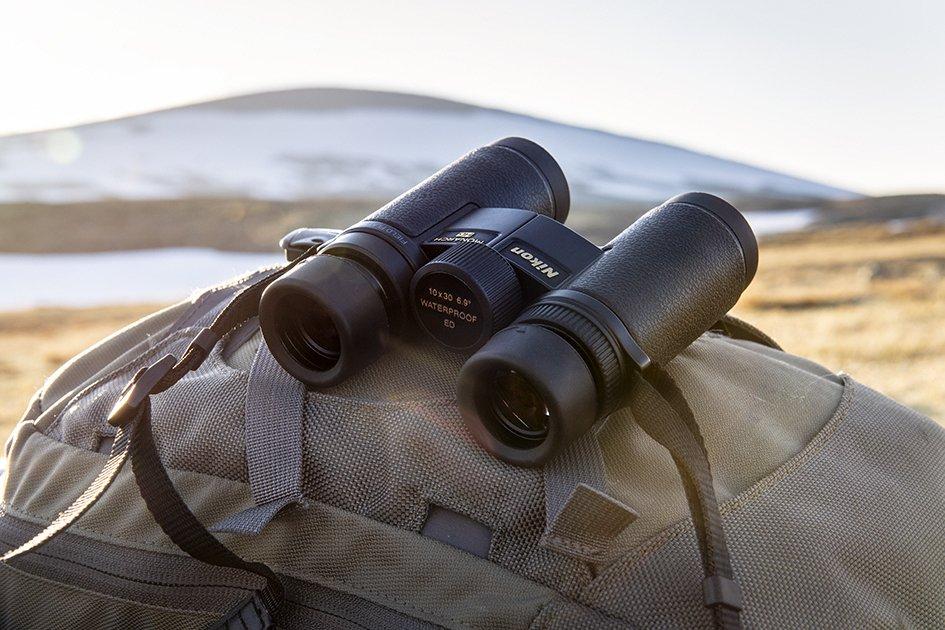 Dalekohledy Nikon Monarch HG mají široké zorné pole