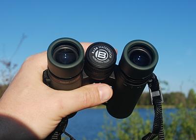 Binokulární dalekohled
