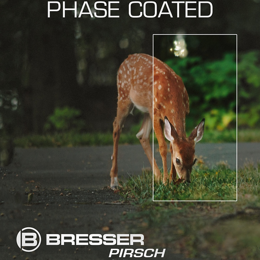 Bresser Pirsch 8x42 | 10x42 Phase Coating