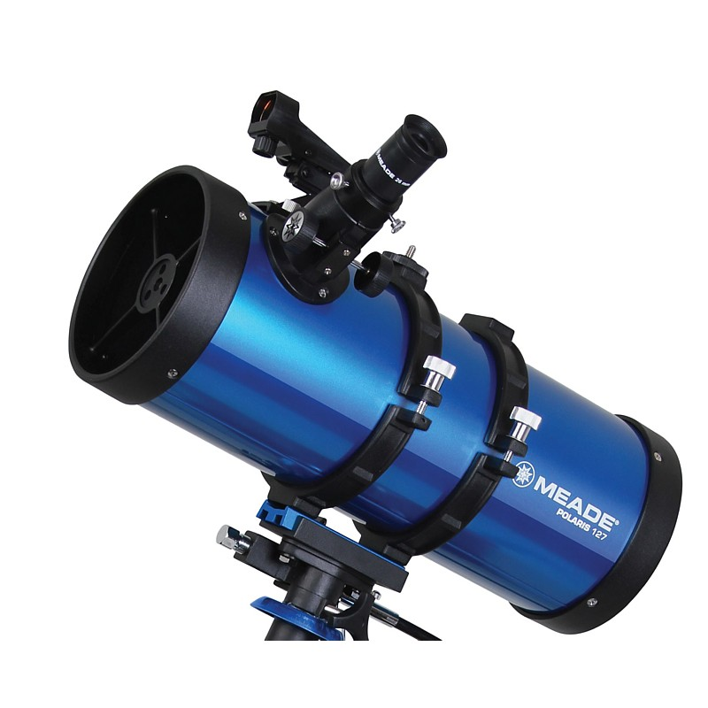 Meade Polaris 127/1000mm EQ - zrcadlový teleskop