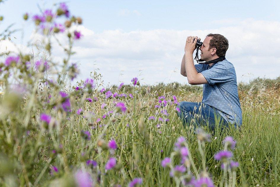 Dalekohledy Nikon Monarch HG mají brilantně čistý obraz